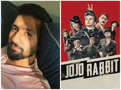 'Jojo Rabbit' is on Vicky Kaushal's watchlist