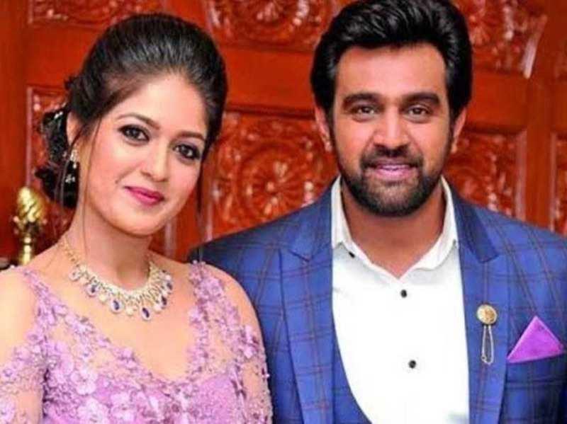 Meghana Raj's husband, Kannada actor Chiranjeevi Sarja passed away