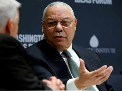 Colin Powell says he will vote for Joe Biden for president