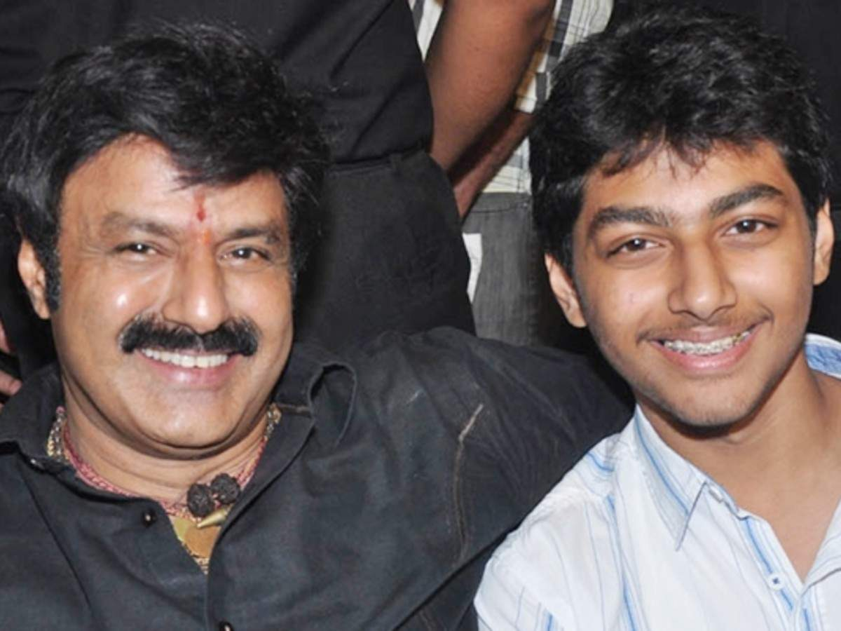 Balakrishna opens about his son's Tollywood debut | Telugu Movie News -  Times of India