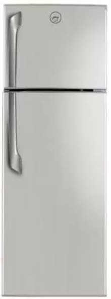 Godrej 231 L Frost Free Double Door 1 Star (2020) Refrigerator(Sleek Steel, RF EON 245A 15 HF SI ST)