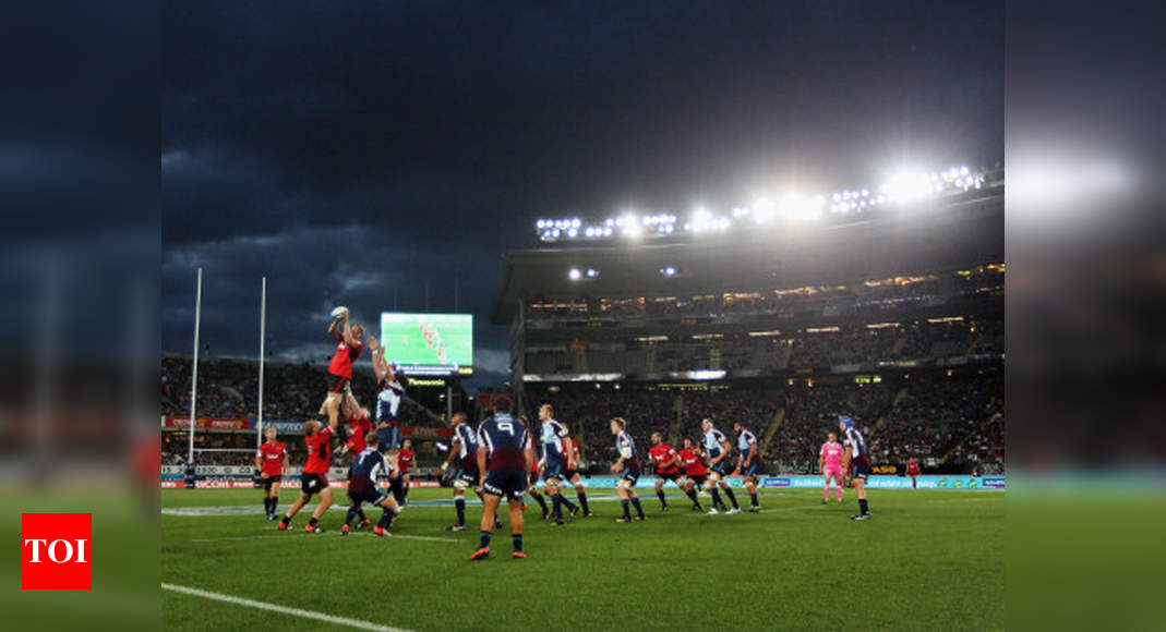 Super Rugby New Zealand Lifts Most Covid 19 Curbs Fans Allowed At Super Rugby More Sports News Times Of India