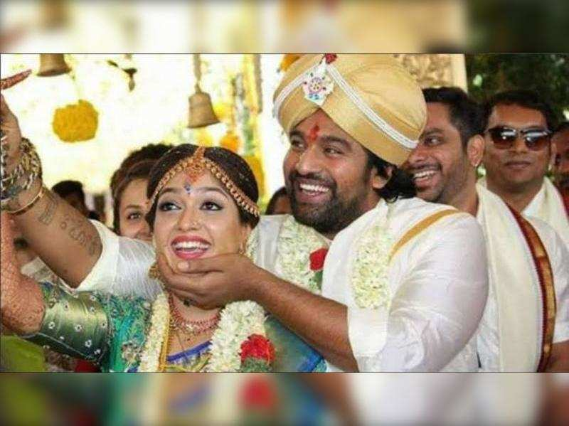 Chiranjeevi Sarja was expecting his first child in a few months