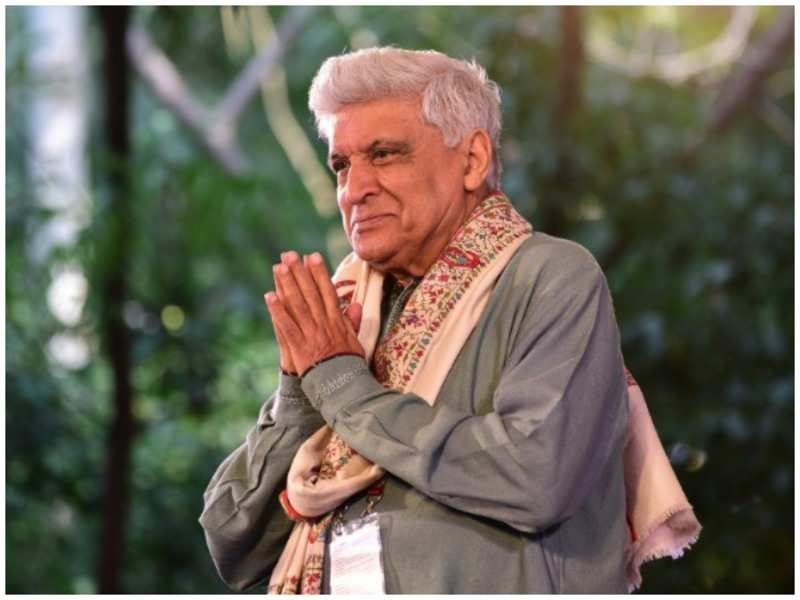 Javed Akhtar on becoming the first Indian to receive Richard Dawkins Award: I am deeply honored - Times of India