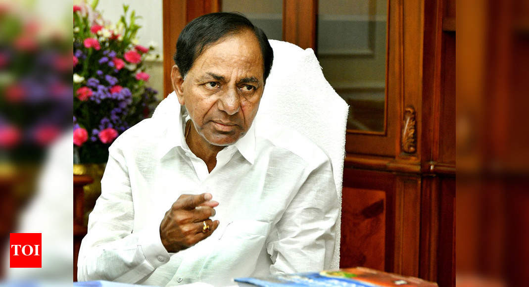 Class X students to be promoted without exams in Telangana: CM K Chandrasekhar Rao