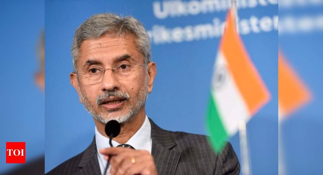 FM Jaishankar, UAE counterpart review entire gamut of New Delhi-Abu Dhabi 'special ties'