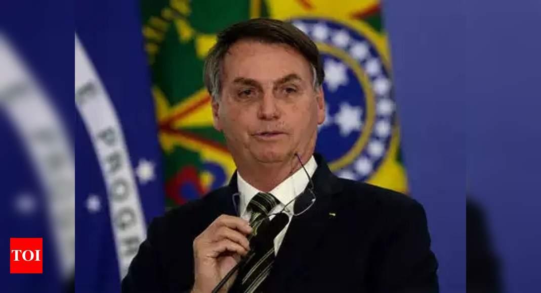 Concealing virus is latest Jair Bolsonaro effort shore up base