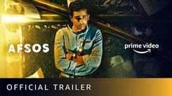 'Afsos' Trailer: Gulshan Devaiah, Anjali Patil, Heeba Shah starrer 'Afsos' Official Trailer