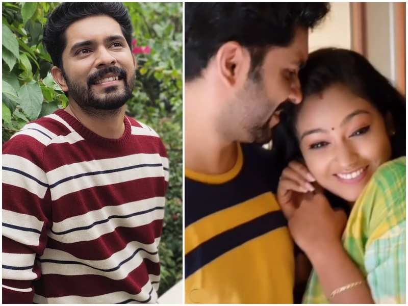 Kasthooriman: Sreeram shares a romantic video with Rebecca, announces 'Jeevya returns'