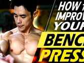 How to maximize your chest with bench press
