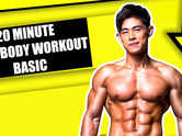 20 min full-body workout basic