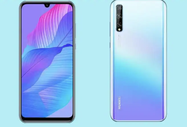 Huawei P Smart S with triple rear camera launched