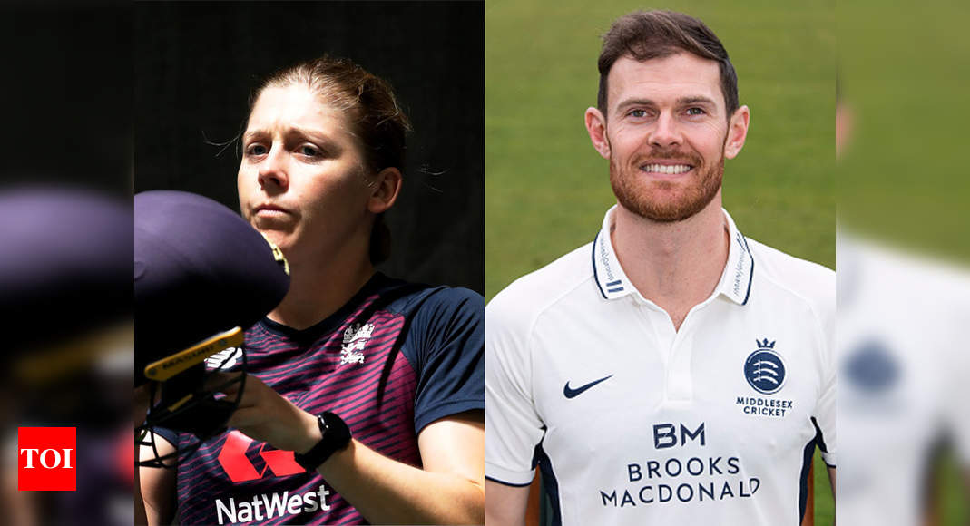 Heather Knight, James Harris appointed PCA vice-chairpersons | Cricket News – Times of India