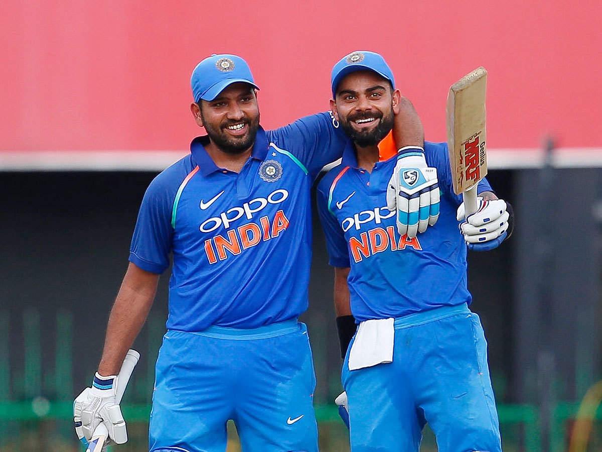 When Aaron Finch sought umpire's advice to break Virat Kohli-Rohit Sharma  stand | Cricket News - Times of India