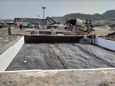 Works on the Polavaram project gain momentum as migrants return | Amaravati News