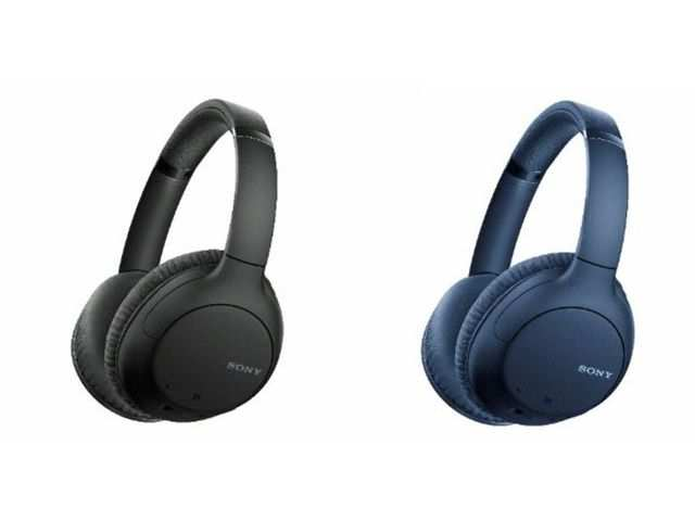 Sony launches WH-CH710N headphones at Rs 9,990, can last up to 35 hours on single charge