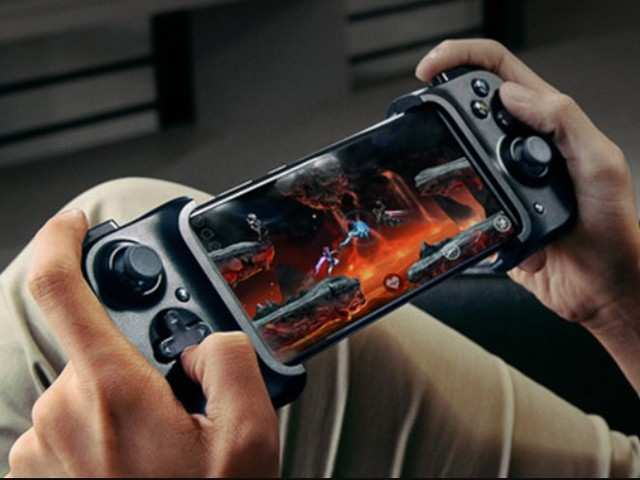 Razer launches Nintendo Switch-like controller for Android smartphones