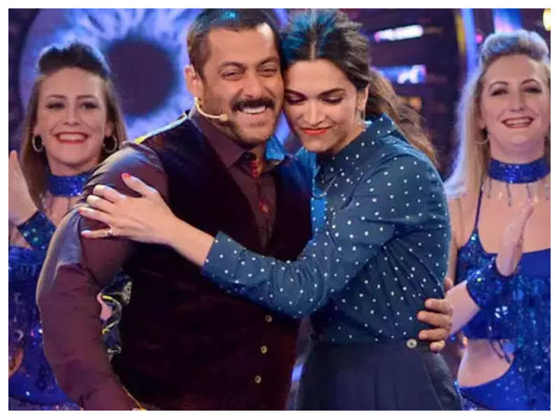 Did you know that Deepika Padukone was offered her FIRST film in Bollywood by Salman Khan?