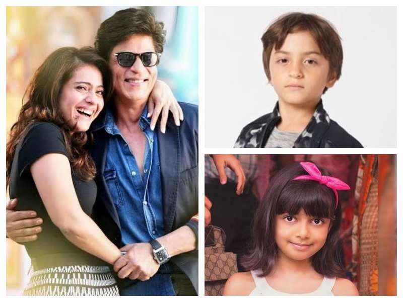 Shah Rukh Khan feels his jodi with Kajol can be replaced by AbRam and Aaradhya, Amitabh Bachchan reacts!