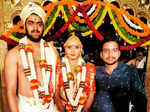 Kannada actress Mayuri Kyatari ties the knot with childhood friend Arun