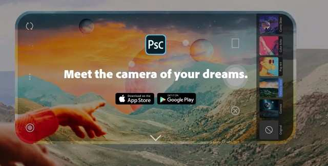 Adobe launches its new Photoshop Camera app for Android and iOS