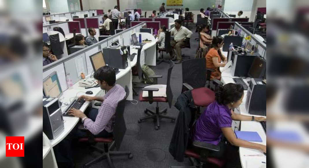 Exempt tech workers from proposed visa restrictions in US: Nasscom – Times of India