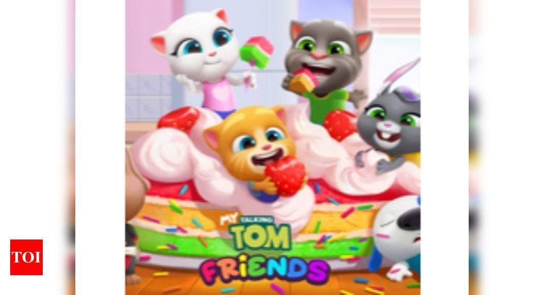 Talking Tom Friends app makes debut on Android and iOS – Times of India