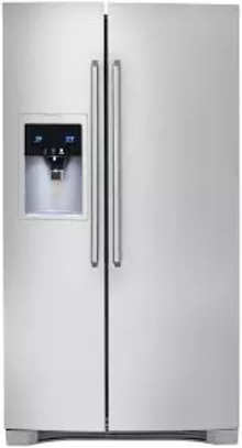 Electrolux Counter-Depth Side-By-Side Refrigerator with Wave-Touch® Controls EW23CS75QS