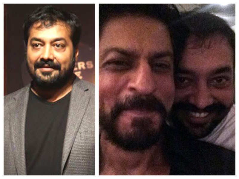 Anurag Kashyap says he is not quitting Bollywood without making a film with Shah Rukh Khan