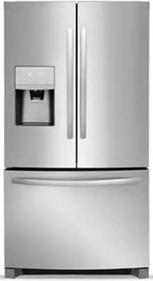 Electrolux Counter-Depth French Door Refrigerator with Wave-Touch® Controls EW23BC87SS