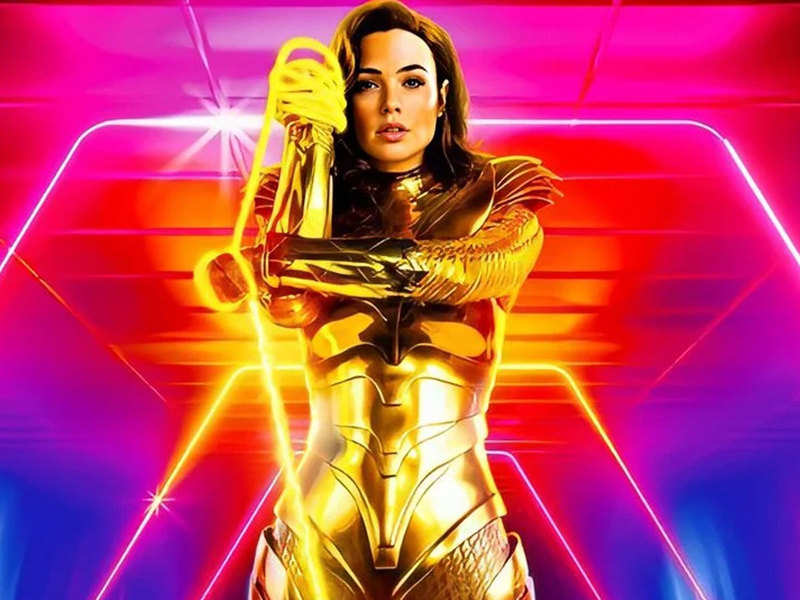 Wonder Woman 1984 Gal Gadot Announces New October 2 Release Date English Movie News Times Of India