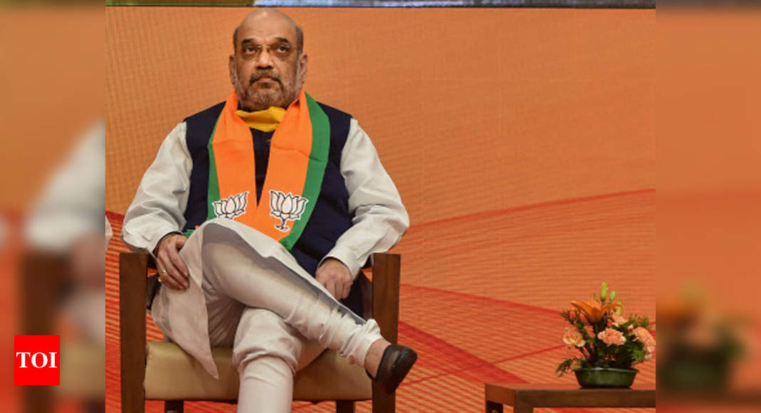 Home minister Amit Shah to hold meeting with Delhi LG, CM on Covid-19 situation in capital thumbnail