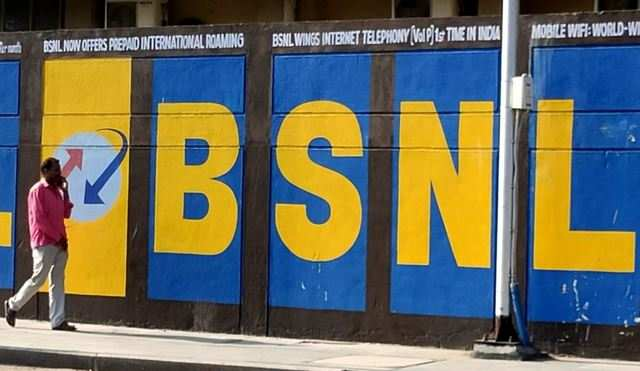 50,000 BSNL contract workers remain unpaid for a year