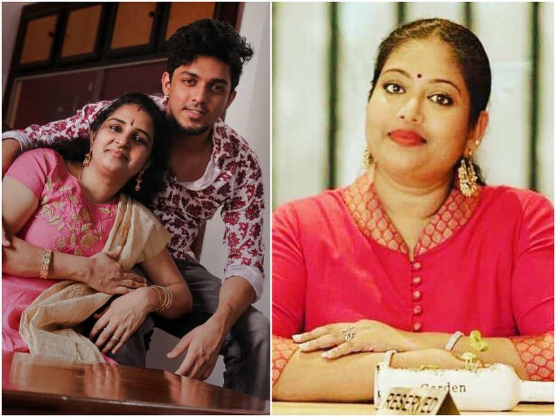Thatteem Mutteem fame Sagar Surya's mother passes away; on-screen mother Maneesha pens down a heart-touching note