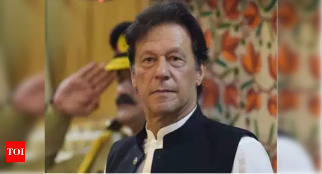 Imran Khan's relationship with Army on the rocks amid Covid-19 outbreak – Times of India
