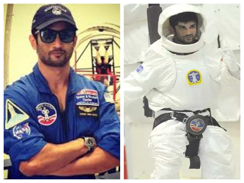 Did you know Sushant Singh Rajput was aiming to become an astronaut one day?