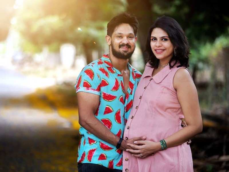 Nakhul Jaidev and Sruti expecting their first child soon; the actor announces it with a cute post(Photo - Instagram)