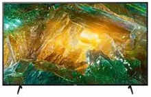Sony X80H   4K Ultra HD   High Dynamic Range (HDR)   Smart TV (Android TV)
