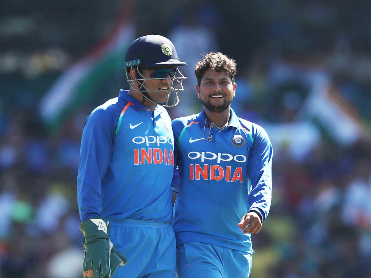 Kuldeep Yadav: Don't need to say if I was dependent on MS Dhoni | Cricket News - Times of India