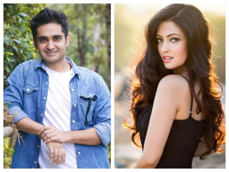 """Exclusive! """"Riya Sen is so beautiful that it is not difficult to fall in love with her"""", says Anant Vidhaat about working with the actress in 'Pati Patni Aur Woh'"""