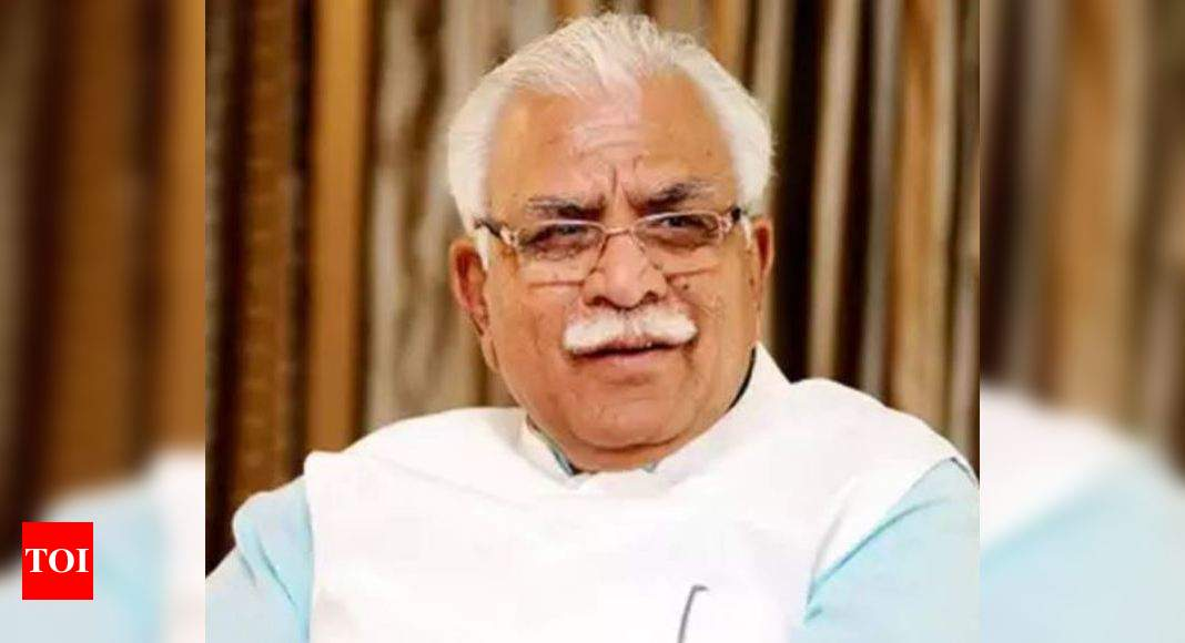 Haryana to hold trials against accused in cow slaughtering cases in fast-track courts   Chandigarh News – Times of India