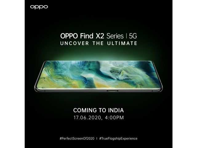 Oppo Find X2, Oppo Find X2 Pro to launch in India today: How to watch the livestream