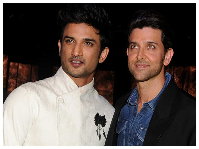 Did you know that it was Hrithik Roshan who inspired Sushant Singh Rajput to be an actor?