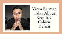#Fitness101: The Correct Calorie Deficit To Lose Fat