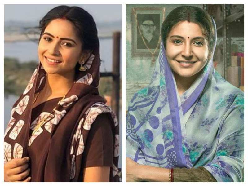 """Exclusive! """"My friends told me that I look like Anushka Sharma from 'Sui Dhaaga'"""", says Vinny Arora as she opens up about her character in 'Pati Patni Aur Woh'"""