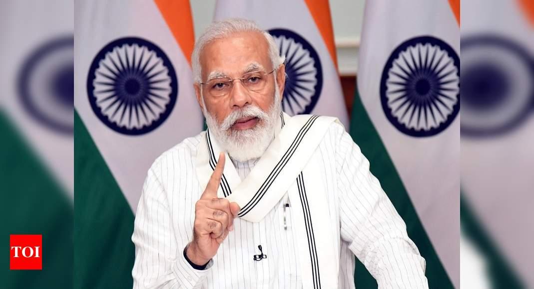 Business activity near pre-Covid levels: PM Modi at coal bid event thumbnail