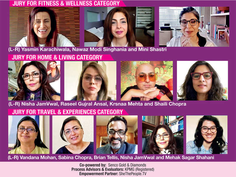 The eclectic jury panel for Delhi-NCR
