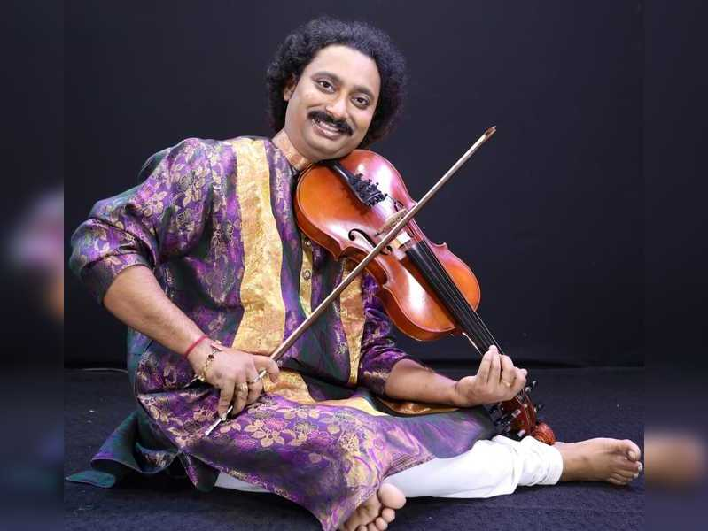 Indian classical violinist, Indradeep Ghosh, composes two new ragas