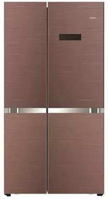 Haier HRF-748CG 688 Ltr Side-by-Side Refrigerator