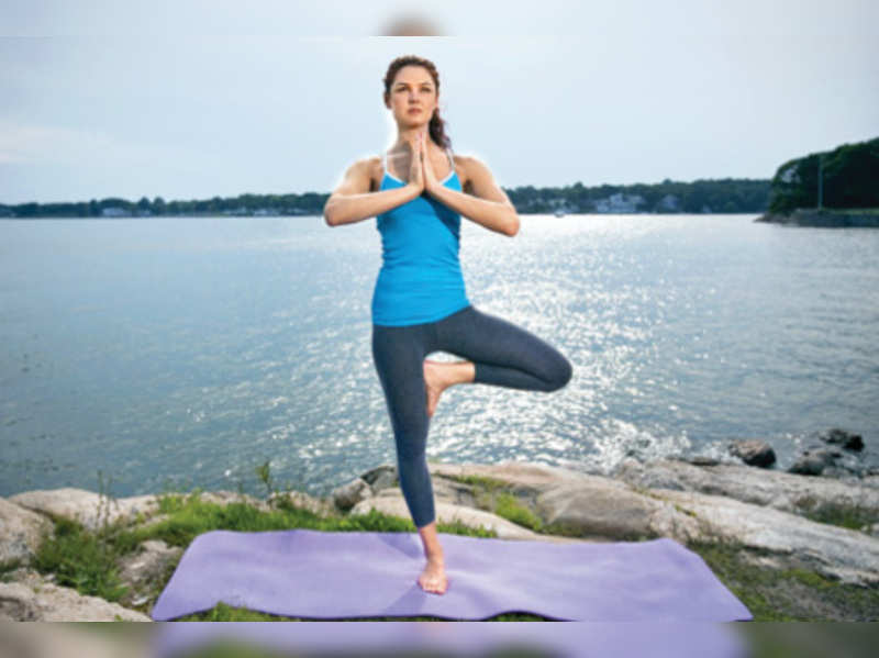 Yoga Can Give You A Youthful Appeal Times Of India